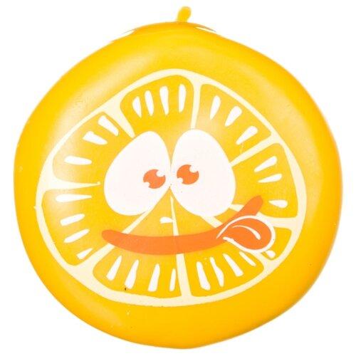 Купить Игрушка-мялка BONDIBON Чудики Апельсин (ВВ3574) оранжевый, Игрушки-антистресс