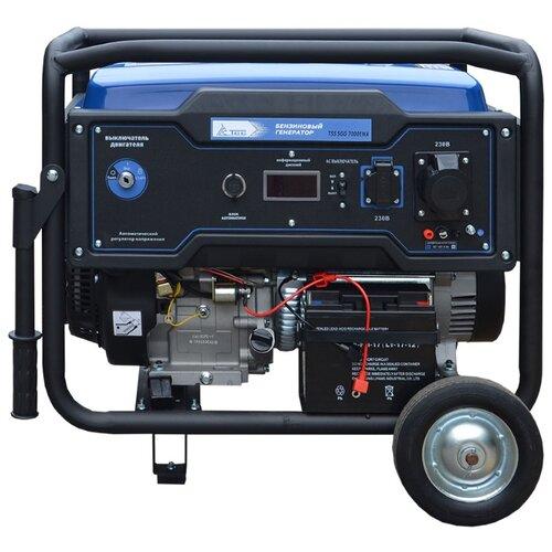 Бензиновый генератор ТСС SGG 7000 ENA (7000 Вт)