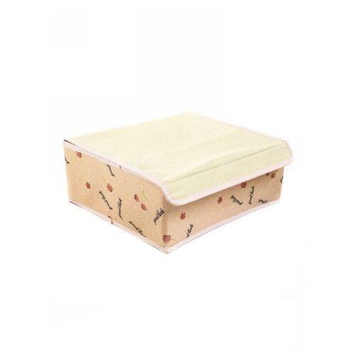 Удачная покупка Коробка для хранения RYP103 бежевый