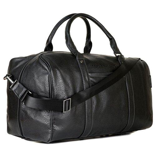 Сумка дорожная Antan 2-230, черный сумка дорожная омскшвейгалантерея баул 2 черный