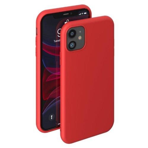 Купить Чехол Deppa Gel Color Case Basic для Apple iPhone 11 красный