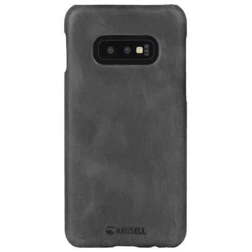 Чехол Krusell Sunne Cover для Samsung Galaxy S10e, кожаный черный