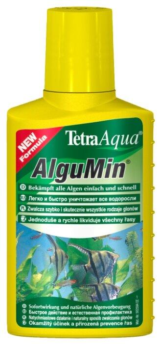 Tetra AlguMin средство для борьбы с водорослями