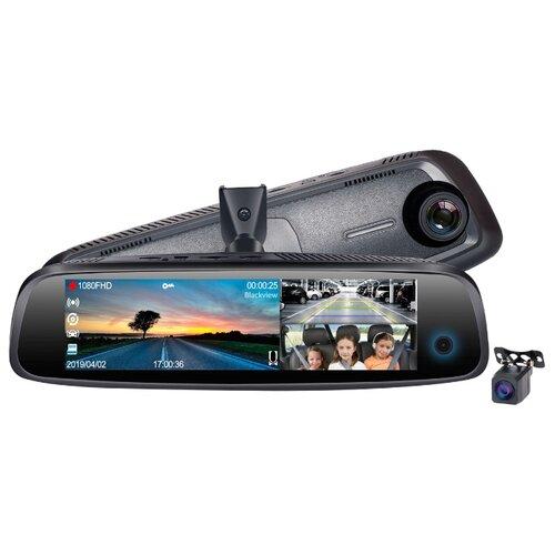 Фото - Видеорегистратор Blackview X8, 3 камеры, GPS черный видеорегистратор blackview md x7 android 3g 2 камеры gps черный