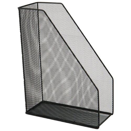 Лоток вертикальный для бумаги Axent 2120-A черный