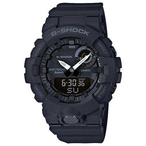цена Наручные часы CASIO G-Shock GBA-800-1A онлайн в 2017 году