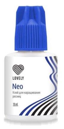 Lovely Клей для ресниц Neo черный 10 мл — цены на Яндекс.Маркете