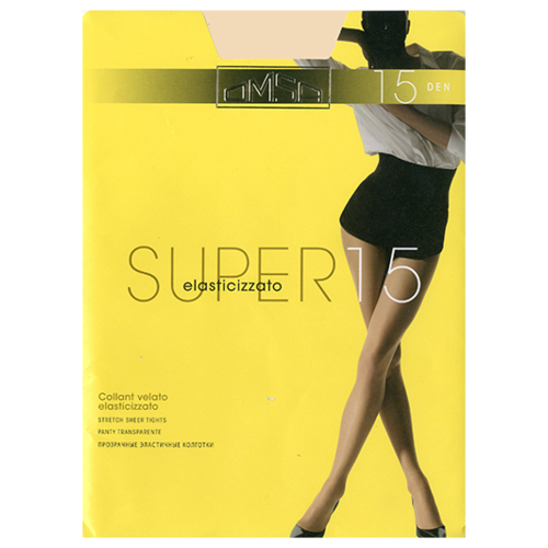 Колготки Omsa Super 15 den, размер 4-L, dainoКолготки и чулки<br>