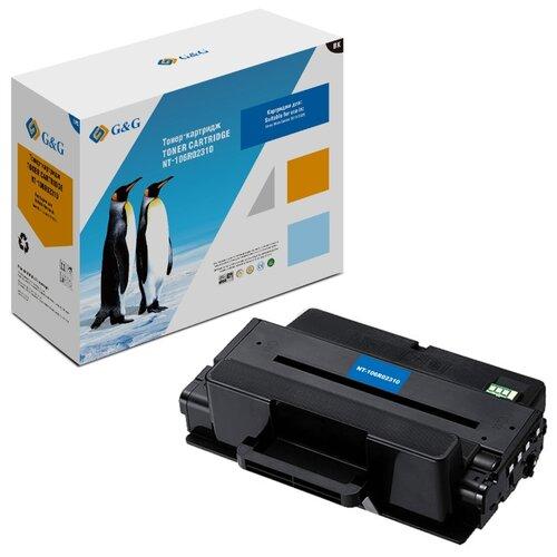 Фото - Картридж лазерный G&G NT-106R02310 черный (5000стр.) для Xerox WorkCentre 3315/3325 пусковой комплект для workcentre 3210 3220 6505 6015 6605 3315 3325 scanfaxkd1