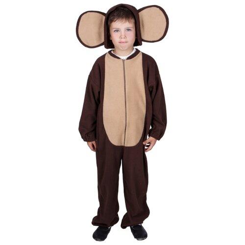 Купить Костюм ВИНИ Чебушастик (ВК-91057), коричневый, размер 122-128, Карнавальные костюмы