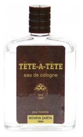 Одеколон Новая Заря Tete-a-Tete pour Homme