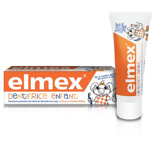 Купить Зубная паста Elmex для детей от 1 до 6 лет, 50 мл, Гигиена полости рта