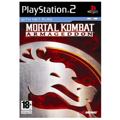 Игра для PlayStation 2 Mortal Kombat: Armageddon