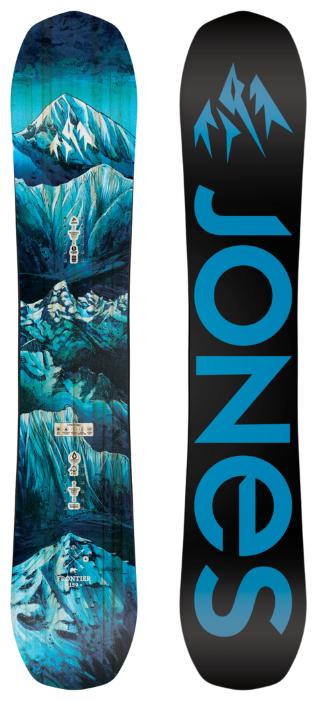 Сноуборд Jones Snowboards Frontier (19-20)
