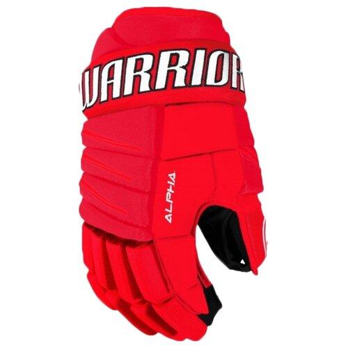 Защита запястий Warrior Alpha QX3 gloves Sr (13 дюйм.) red.