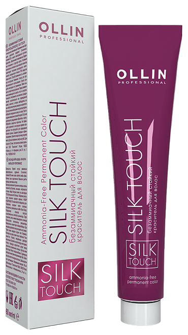 OLLIN Professional Silk Touch стойкий краситель