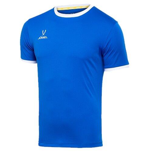 Футболка Jögel размер XS, синий/белый