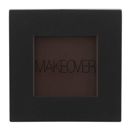 Фото - MAKEOVER Тени для век Single Eyeshadow earth makeover paris тени для век single eyeshadow soft pink