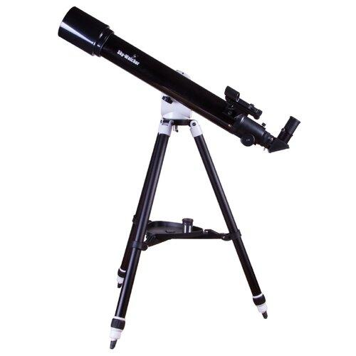 Фото - Телескоп Sky-Watcher 70S AZ-GTe SynScan GOTO черный адаптер wi fi sky watcher для synscan goto
