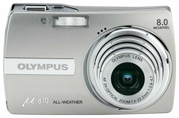 Фотоаппарат Olympus Mju 810 Digital