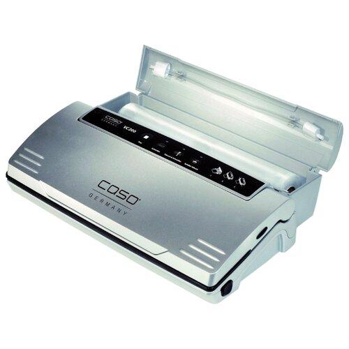 Вакуумный упаковщик Caso VC 200 серебристый