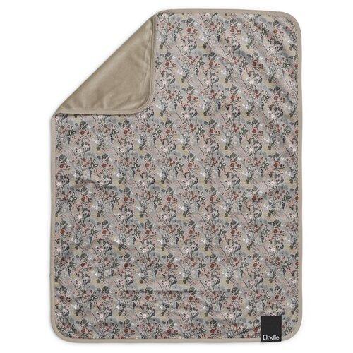 Купить Плед Elodie Velvet Vintage Flower 75х100 см Vintage flower, Покрывала, подушки, одеяла