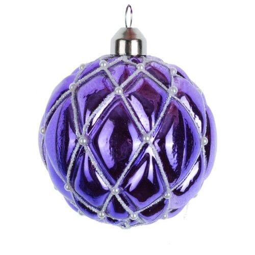 Набор шаров KARLSBACH 08660, фиолетовый