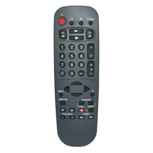 Пульт ДУ Huayu TNQ10481 для телевизоров Panasonic TC-14SV10S/TC-14B3EE/TC-21B3EE/TC-14SV10M/TC-2171EE/TC-14SV2 серый