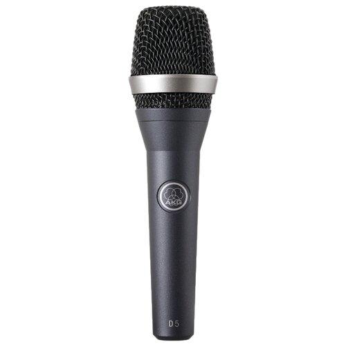Микрофон AKG D5, dark stage blue
