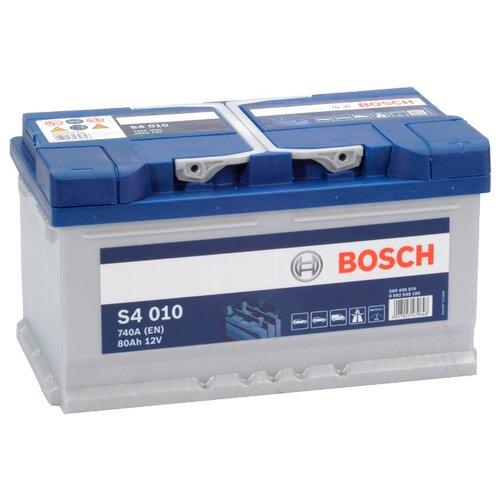 Автомобильный аккумулятор Bosch S4 010 (0 092 S40 100)