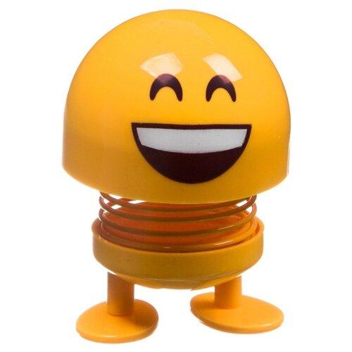 Фигурка BONDIBON Чудики. Танцующий на пружинке Эмодзи-смеющийся BB4139, Игровые наборы и фигурки  - купить со скидкой