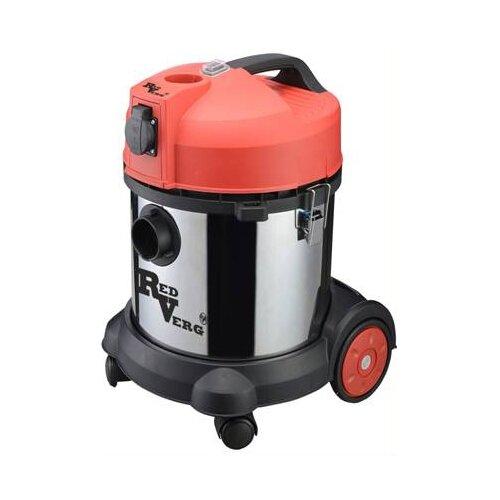 Фото - Профессиональный пылесос RedVerg RD-VC9520, 1200 Вт профессиональный пылесос nilfisk vl 200 20 pc 1200 вт