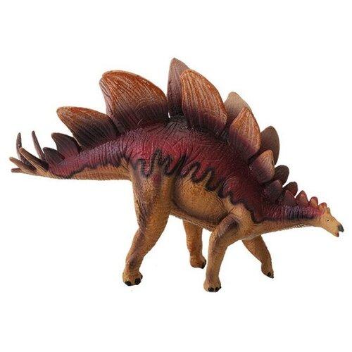 HTI Dino World Megasaurus Стегозавр 1374171.UNIC фигурка hti dino world аллозавр 1374171 unib