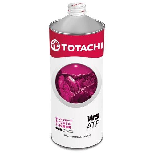 Фото - Трансмиссионное масло TOTACHI ATF WS 1 л 1 кг totachi масло totachi atf dexron vi