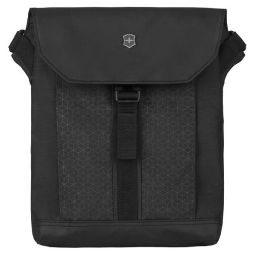 сумка планшет victorinox текстиль синий Сумка планшет VICTORINOX, текстиль, черный