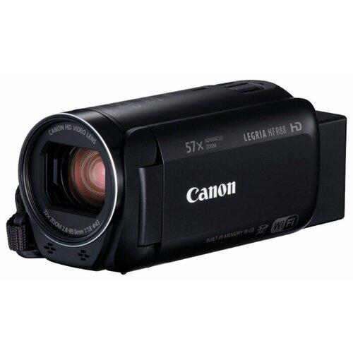 цена на Видеокамера Canon LEGRIA HF R88 черный