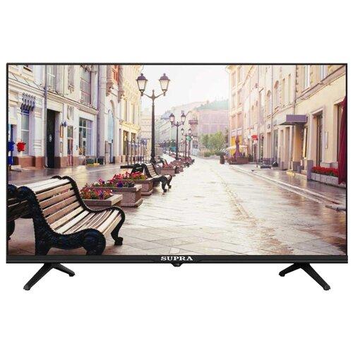 Фото - Телевизор SUPRA STV-LC32ST00100W 32 (2020) черный телевизор hitachi 40hb6t62 40 2016 черный