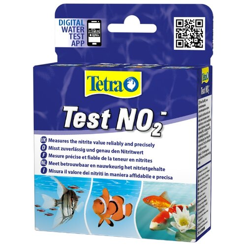 Tetra Test NO2- тесты для аквариумной воды, 2 шт., 10 мл