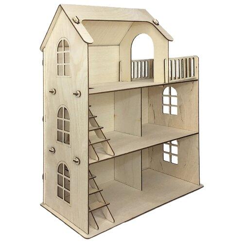цена на Сборная модель Polly Eco дом