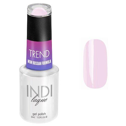 Гель-лак для ногтей Runail Professional INDI Trend классические оттенки, 9 мл, 5109 гель лак для ногтей uno color классические оттенки 12 мл 445 розовый пион