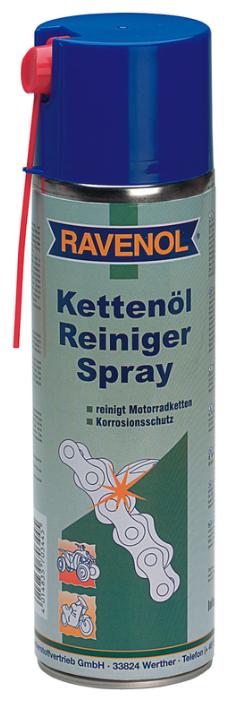 Очиститель Ravenol Kettenoel Reiniger Spray