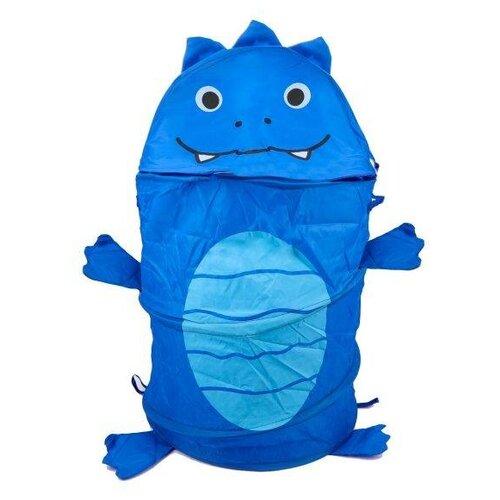 Корзина Наша игрушка Дракончик (636011) синий игрушка