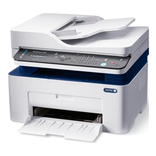 Фото - МФУ Xerox WorkCentre 3025NI, белый мфу xerox workcentre 6515n белый синий