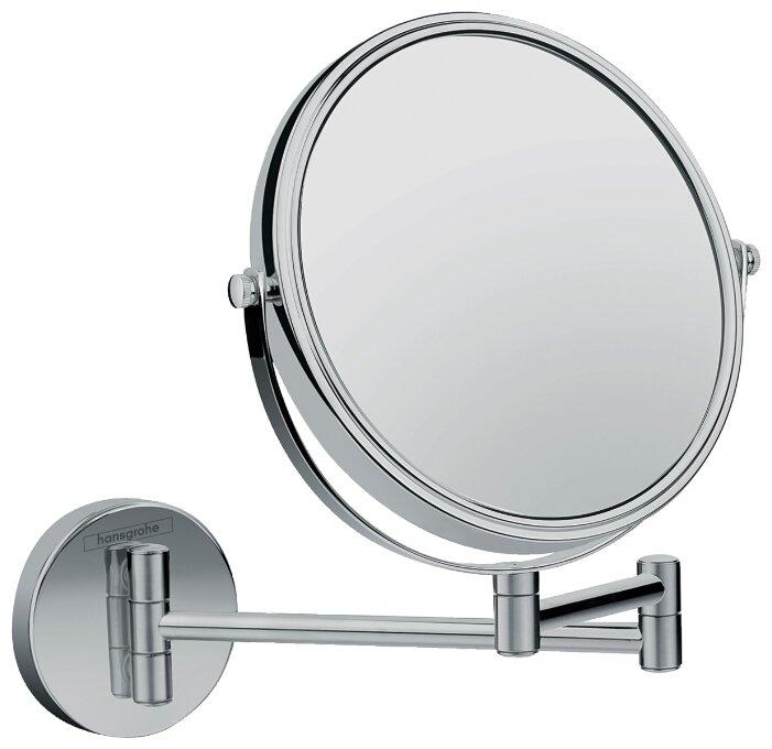 Зеркало косметическое настенное hansgrohe Logis Universal Зеркало