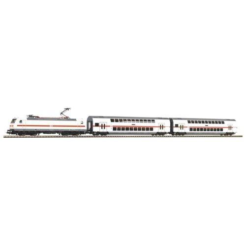 PIKO Стартовый набор Пассажирский поезд IC, серия Hobby, 57133, H0 (1:87) piko стартовый набор грузовой поезд taurus серия hobby 57177 h0 1 87