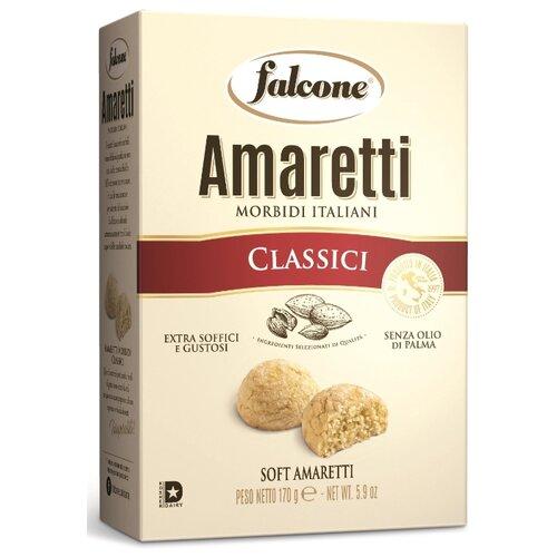 Печенье FALCONE Amaretti мягкие классические, 170 г