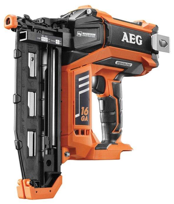 Гвоздезабивной пистолет AEG B16N18-0