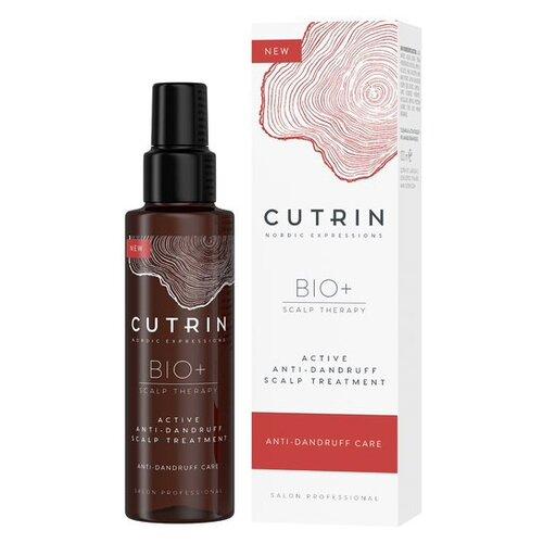 Cutrin BIO+ Active Сыворотка против перхоти, 100 мл cutrin bio plus active shampoo