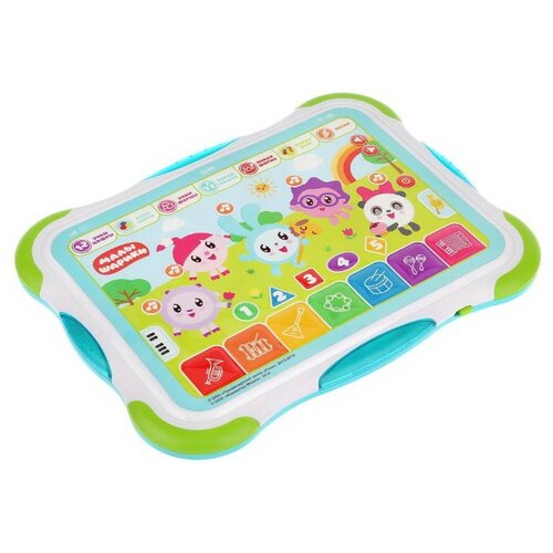 Планшет Умка Малышарики ZY770277-6 голубой планшет