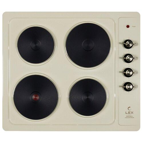 Электрическая варочная панель LEX EVE 640 C IV LIGHT